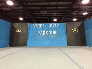 Facility Steel City Parkour